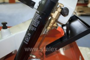 Станок ленточнопильный Stalex BS-712GR