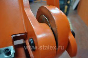 Ручной листогиб Stalex W2.0x2540A