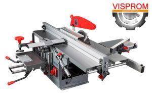 Комбинированный деревообрабатывающий станок VISPROM CWM-200-3/220