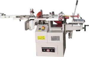 Комбинированный деревообрабатывающий станок PROMA CWM-250-5/230