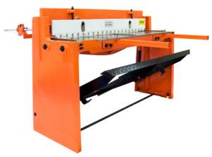 Гильотина ножная Stalex Q01-1×1000