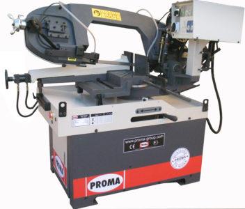 Полуавтоматический ленточнопильный станок PROMA PPS-270HPA