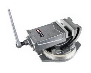 Машинные универсальные тиски с поворотным основанием PROMA SS-125