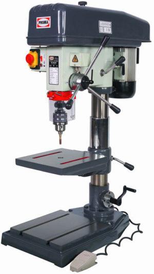 Сверлильный станок с функцией резьбонарезания PROMA BZ-25B/400
