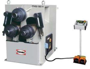 Станок для гибки профиля и труб PROMA PMB-470H