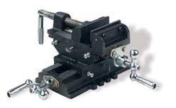 Крестовинные тиски PROMA KS-100