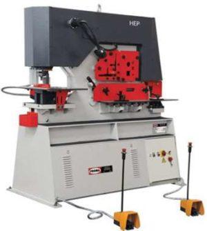 Комбинированные гидравлические пресс-ножницы PROMA HEP-650