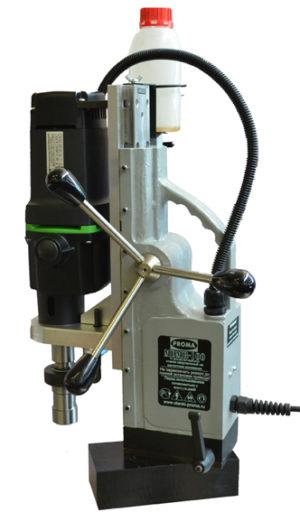 Сверлильно резьбонарезной станок на поворотном магнитном основании PROMA MDMR100