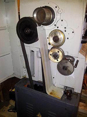 Универсальный токарный станок PROMA SPF-1500PHS с УЦИ
