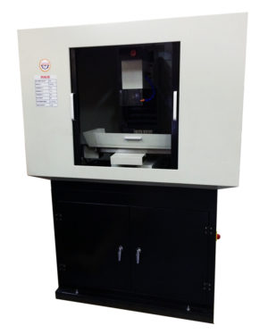 Фрезерный станок с ЧПУ VISPROM FPV-30G CNC