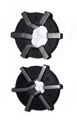 Цанга резиновая для ZH-5M12 (комплект 2 шт)