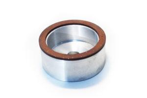 Шлифкруг 100x20x10x3 ЧЦ алмазный для ON-25