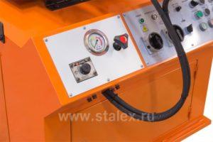 Гидравлический ленточнопильный станок STALEX BS-460G