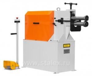 Станок зиговочный электромеханический Stalex ETB-40