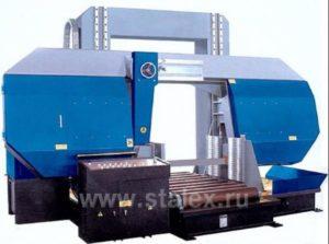 Станок полуавтоматический двухколонный Stalex SBS-1000