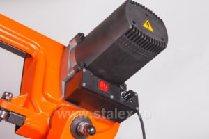Станок ленточнопильный STALEX BS-150