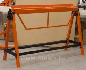 Станок фальцегибочный ручной Stalex SFG-1250