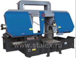 Станок полуавтоматический двухколонный Stalex SBS-550