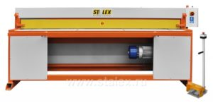 Гильотина электромеханическая STALEX GM 1500/1.5 (1,25/1500мм.)