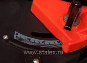 Станок ленточнопильный STALEX BS-85