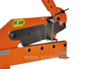 Ножницы ручные рычажные Stalex HS-12