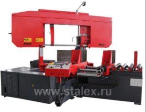 Станок автоматический двухколонный Stalex BS-850G