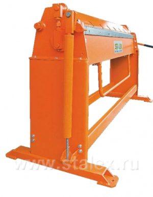 Ручной листогиб Stalex 1500/1,2 мм
