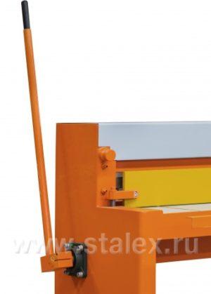 Гильотина Stalex 3000, (1,25/3050мм.)