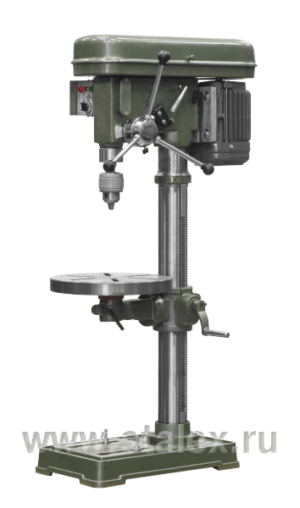 Станок сверлильный STALEX KSD-34MTP