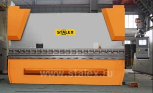 Пресс гидравлический гибочный Stalex WC67K-160×3200 Е21