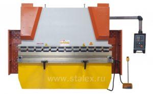 Пресс гидравлический гибочный Stalex WC67K-100×2500 Е21