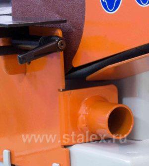 Станок ленточно-шлифовальный Stalex S-50