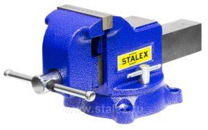 Тиски слесарные STALEX «Гризли», 100 х 100 мм.