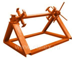 Разматыватель рулонного металла STALEX РМ-620