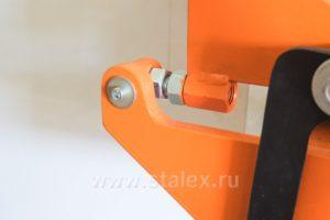 Станок листогибочный ручной Stalex RS 2500 мм.