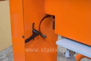 Станок листогибочный сегментный Stalex MFS 2020/1.5