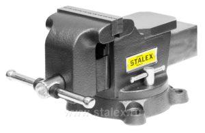 Тиски слесарные STALEX «Горилла», 100 х 75 мм.