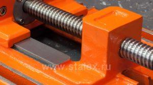 Тиски станочные Stalex TSL-140