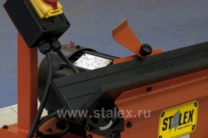 Станок кромкозакругляющий STALEX LKF.450/2