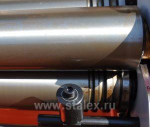 Станок вальцовочный эл.мех. Stalex ESR-2020х3.5