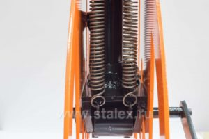 Трубогиб гидравлический HTR-40