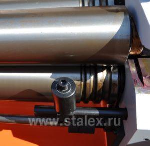 Станок вальцовочный эл.мех. Stalex ESR-1300х2.5
