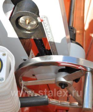 Станок вальцовочный эл.мех. Stalex ESR-1300х4.5
