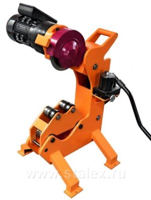 Труборез электрический STALEX HPPC-12 для труб Ø73-323 мм.