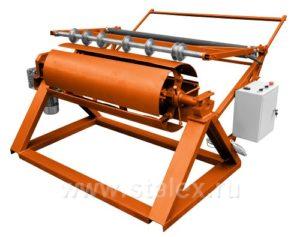 Приводной двухопорный наматыватель STALEX ДНМ-10