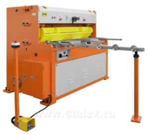 Гильотина гидравлическая STALEX HQ11 6.5X1300