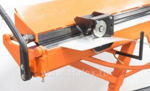 Станок листогибочный ручной Stalex RS 2000 мм.