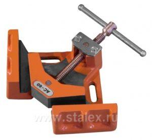 Угловой зажим Stalex AC-60
