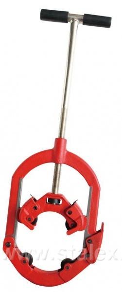 Труборез ручной с хомутной защелкой STALEX MHPC-6 для труб Ø4″-6″