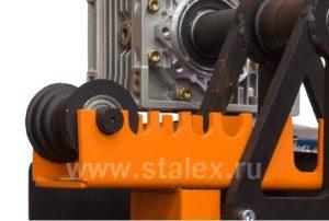 Трубогиб гидравлический с электроприводом Stalex EHB-40